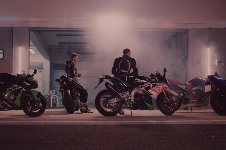 Akrapovic - Tribute to Superbikes
