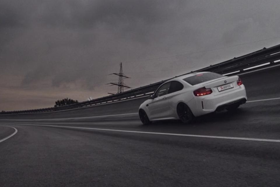 AKRAPOVIC - BMW M2