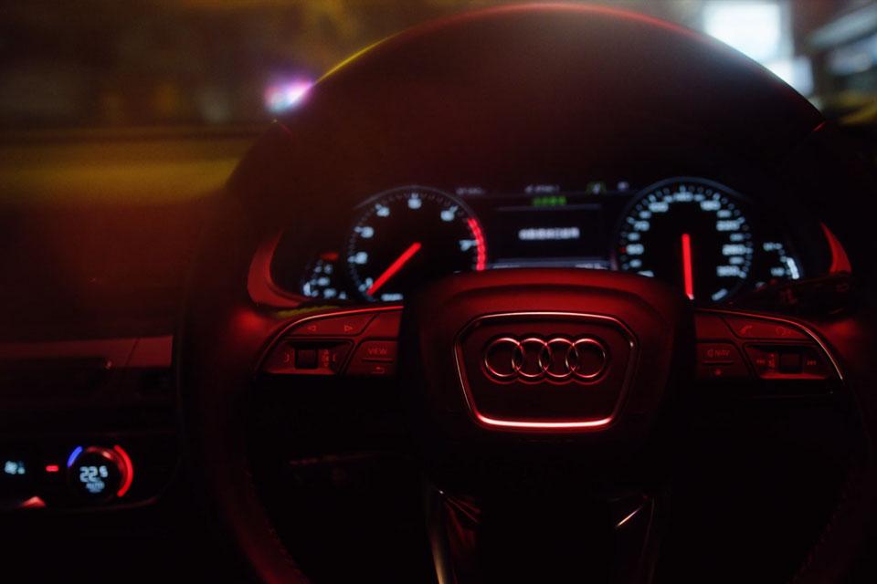 Audi - On Demand Hong Kong
